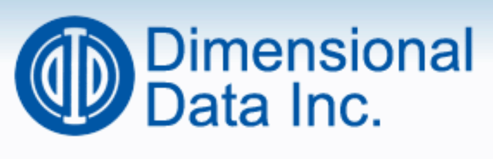 Dimensional Data Inc Logo