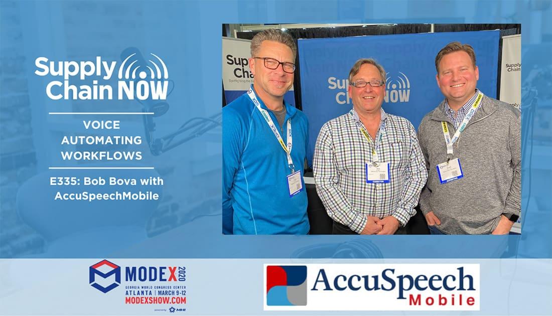 Supply Chain Now Radio E335 Image